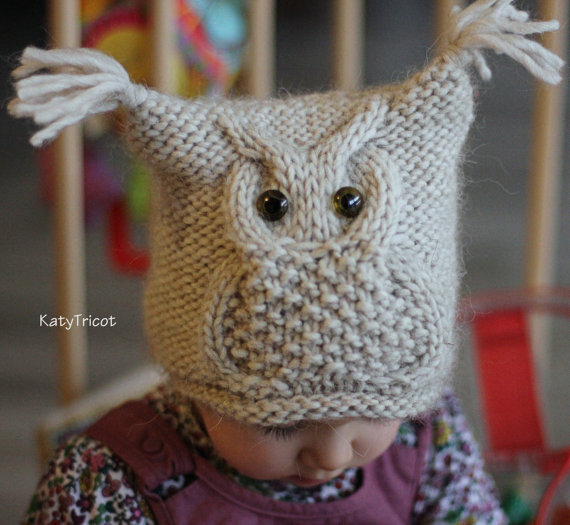 Owl Knitting Patterns In The Loop Knitting Extraordinary Free Owl Hat Knitting Pattern