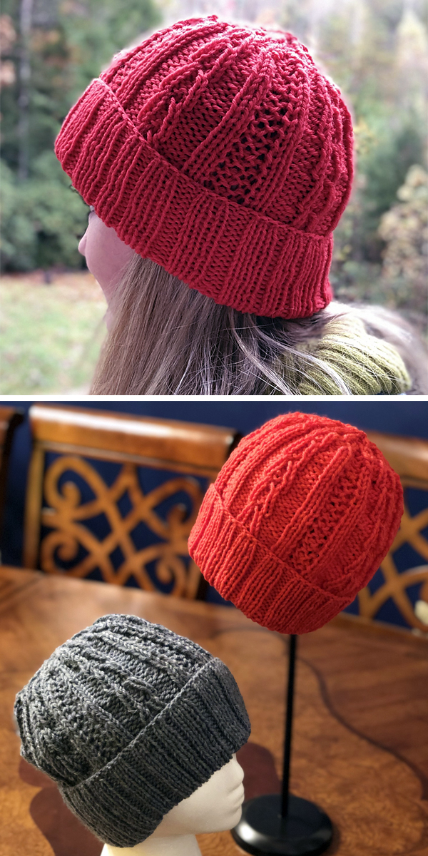 Knitting Pattern for Clingmans Watch Cap