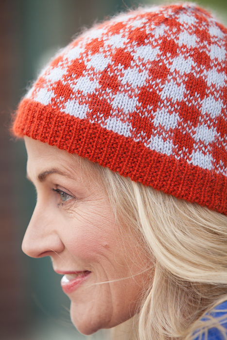 Knitting Pattern for Complements Hat