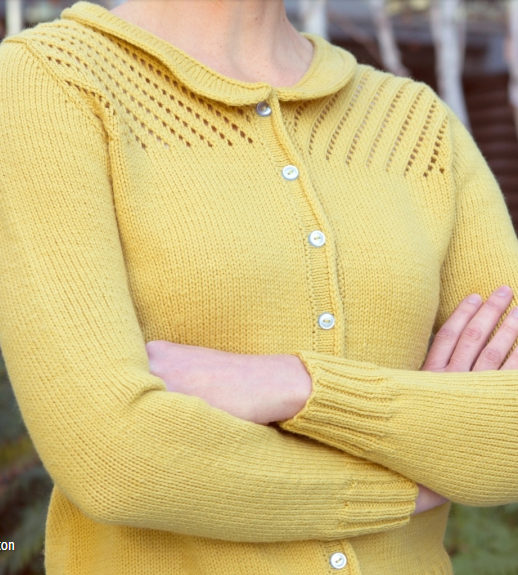 7e220d769 Cardigan Sweater Knitting Patterns - In the Loop Knitting