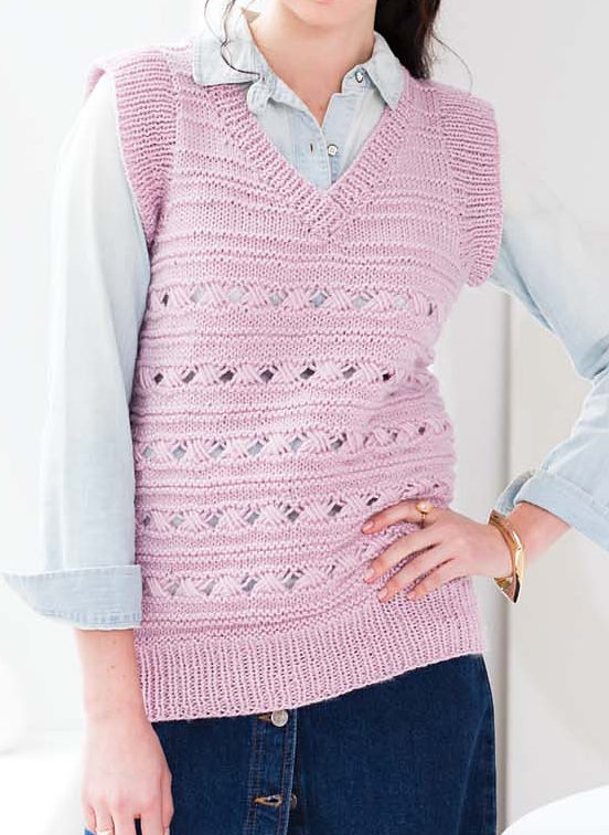 Indian Cross Stitch Knitting Patterns In The Loop Knitting
