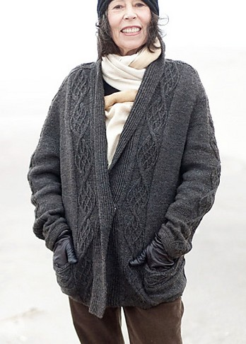 Darrow Jacket Free Knitting Pattern and more free jacket knitting patterns