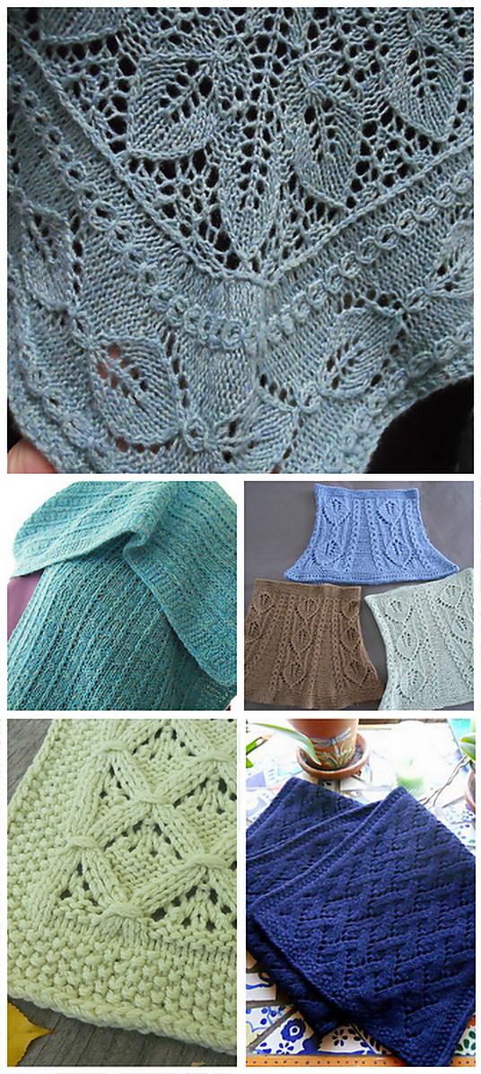 Free until a Covid-19 Vaccine Choose One Knitting Pattern by Diane Conroy