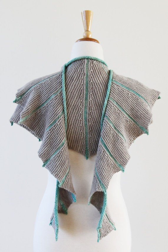 Dragon Shawl