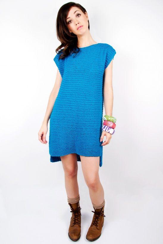 Yoshimi Dress Free Knitting Pattern