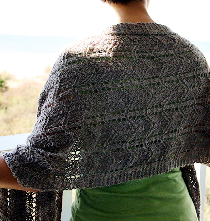Easy Shawl Knitting Patterns In The Loop Knitting