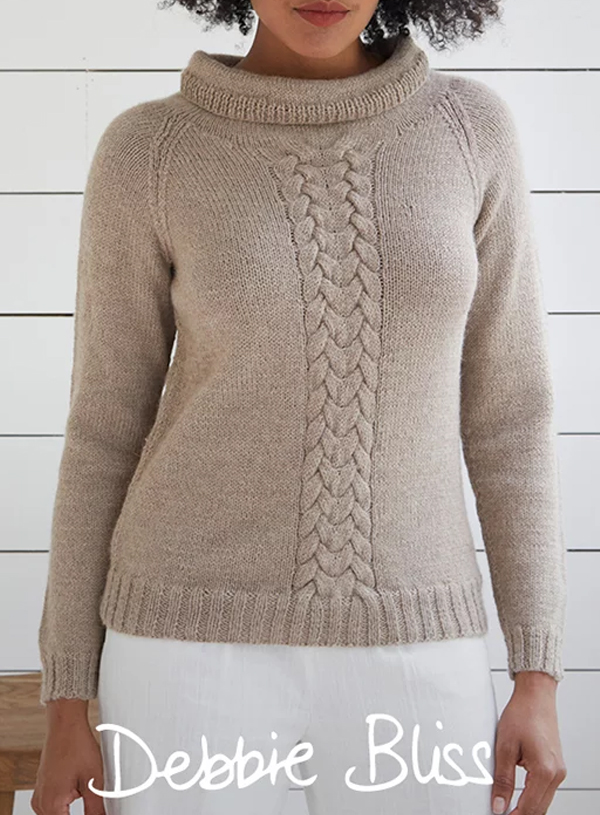 Knitting Pattern for Dunwich Sweater