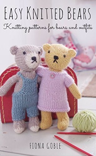 Free Knitting Pattern Ebook Easy Knitted Bears