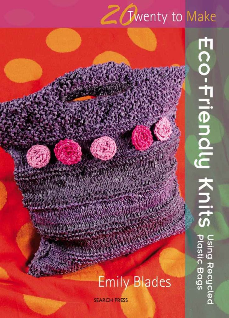Eco-Friendly Knits Book Cover