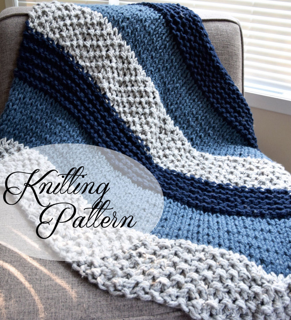 Beginner Knitting Patterns In The Loop Knitting