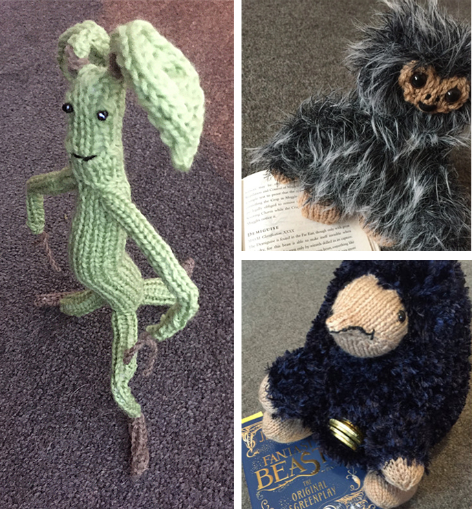 Fantastic Beasts and How to Knit Them ebook