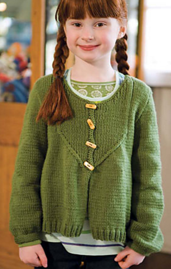 a5593b728 Cardigans for Children Knitting Patterns - In the Loop Knitting