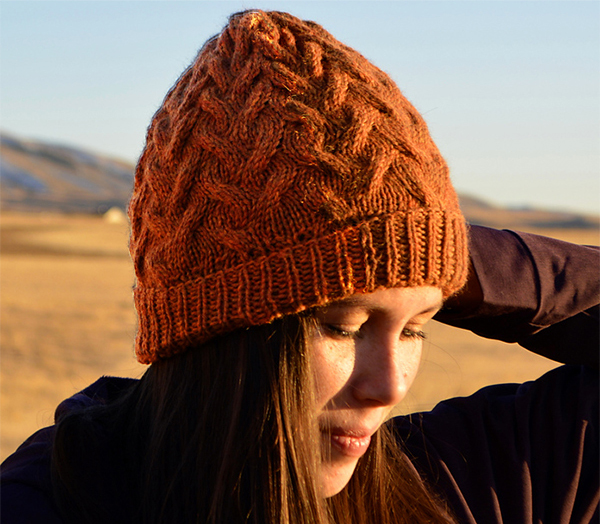 Knitting Pattern for Firth Hat