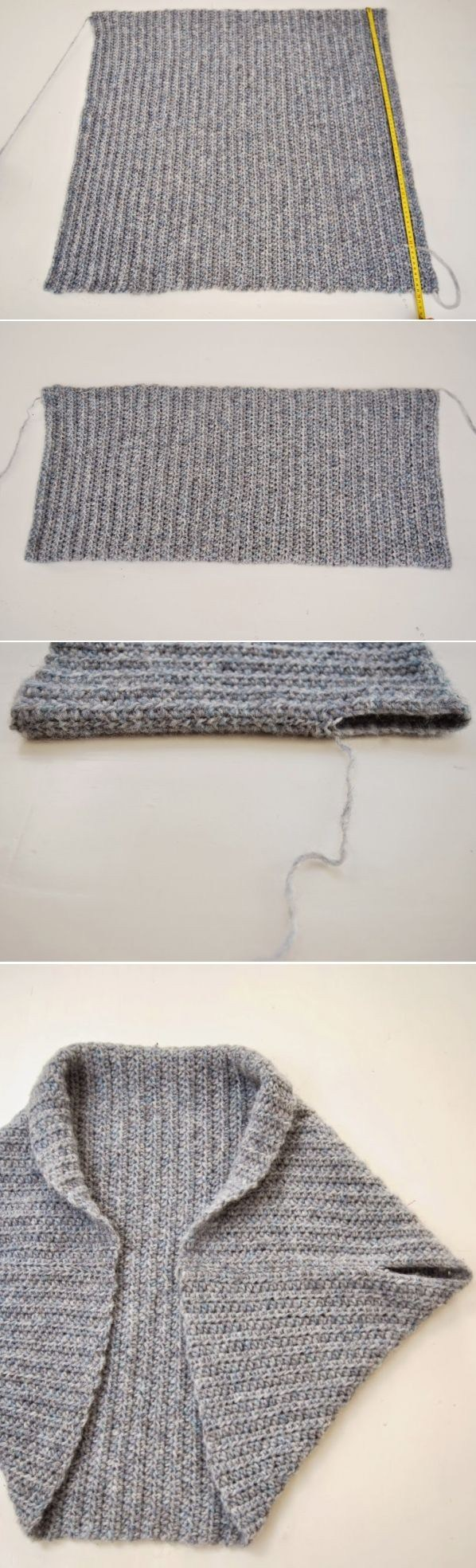 Easy Shrug Knitting Patterns In The Loop Knitting