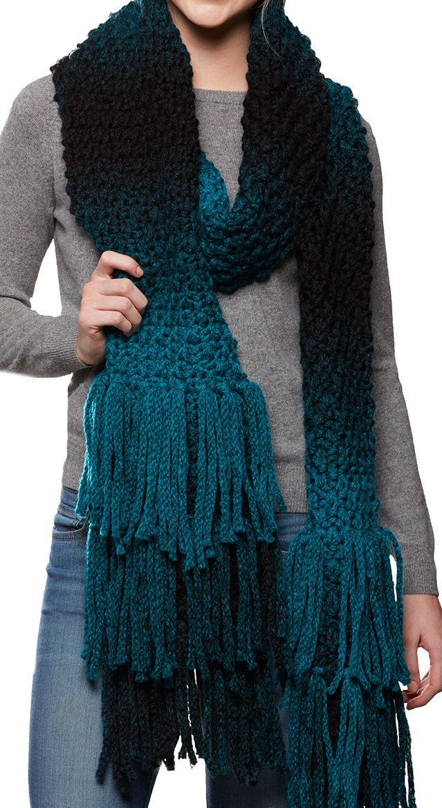 Super Scarf Knitting Patterns - In the Loop Knitting