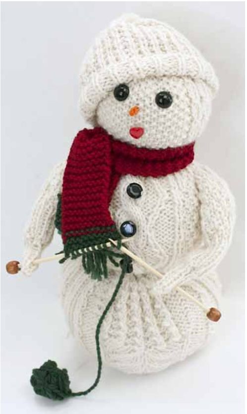 Free Knitting Pattern for Swow Knitter