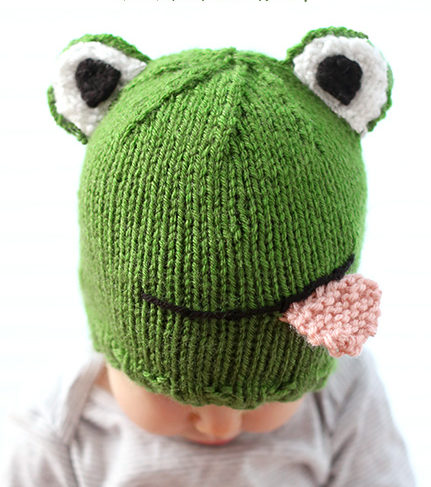 Animal Hat Knitting Patterns - In the Loop Knitting