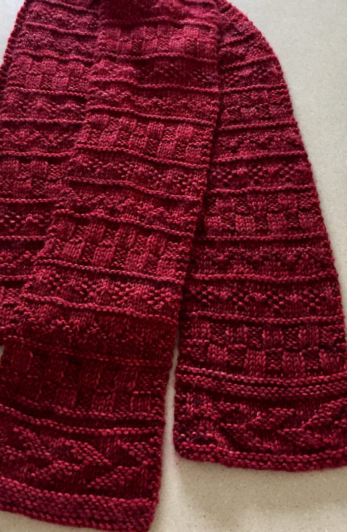 Gansey or Guernsey Knitting Patterns - In the Loop Knitting