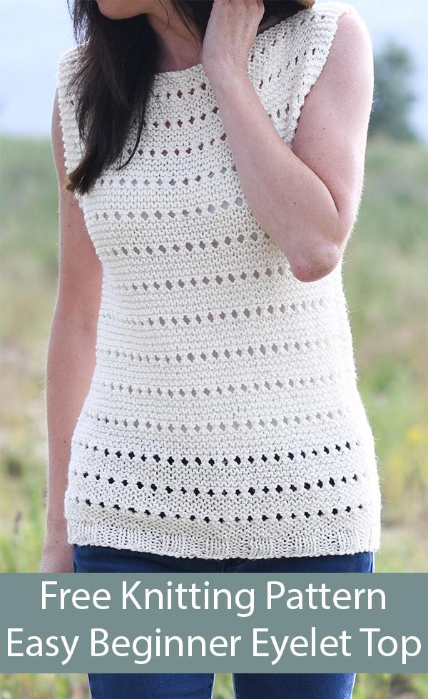 Beginner Knitting Patterns - In the Loop Knitting