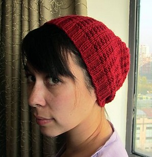 a765245cc32 Slouchy Hat Knitting Patterns - In the Loop Knitting