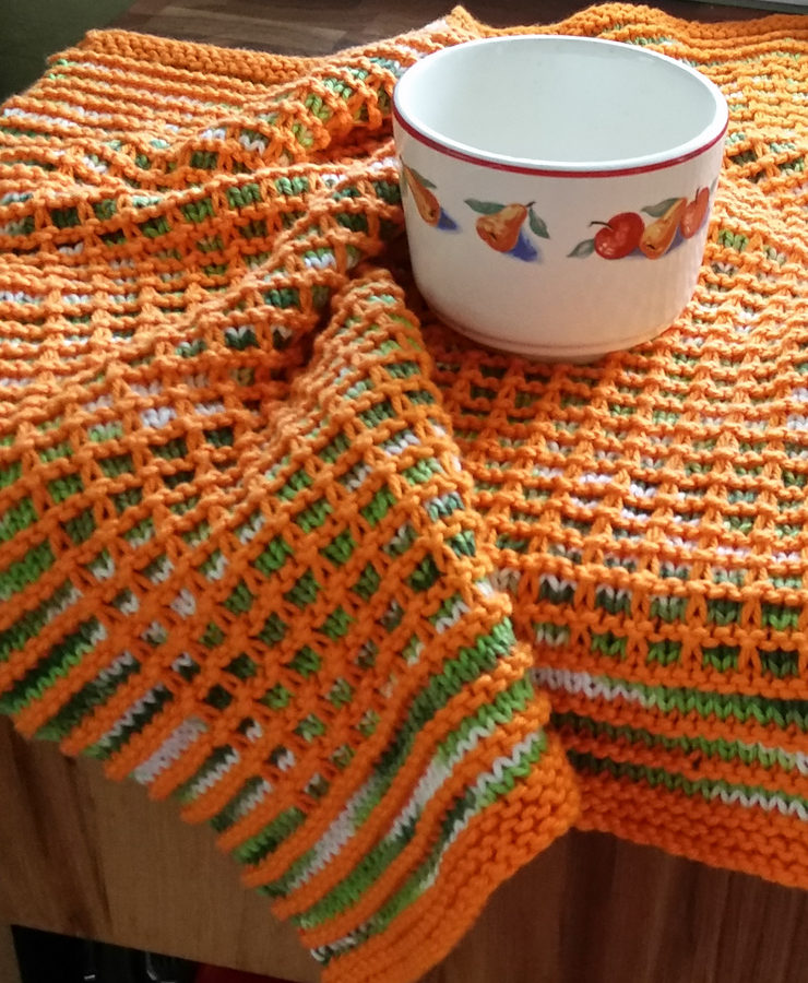 Dishcloth And Washcloth Knitting Patterns In The Loop Knitting