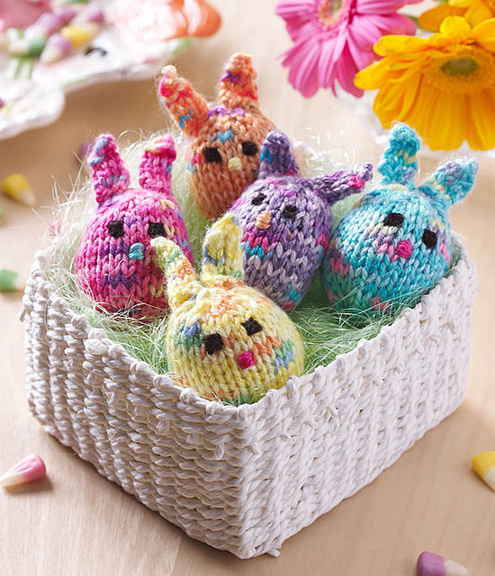 dcf2bd9b2835 Easter Knitting Patterns - In the Loop Knitting