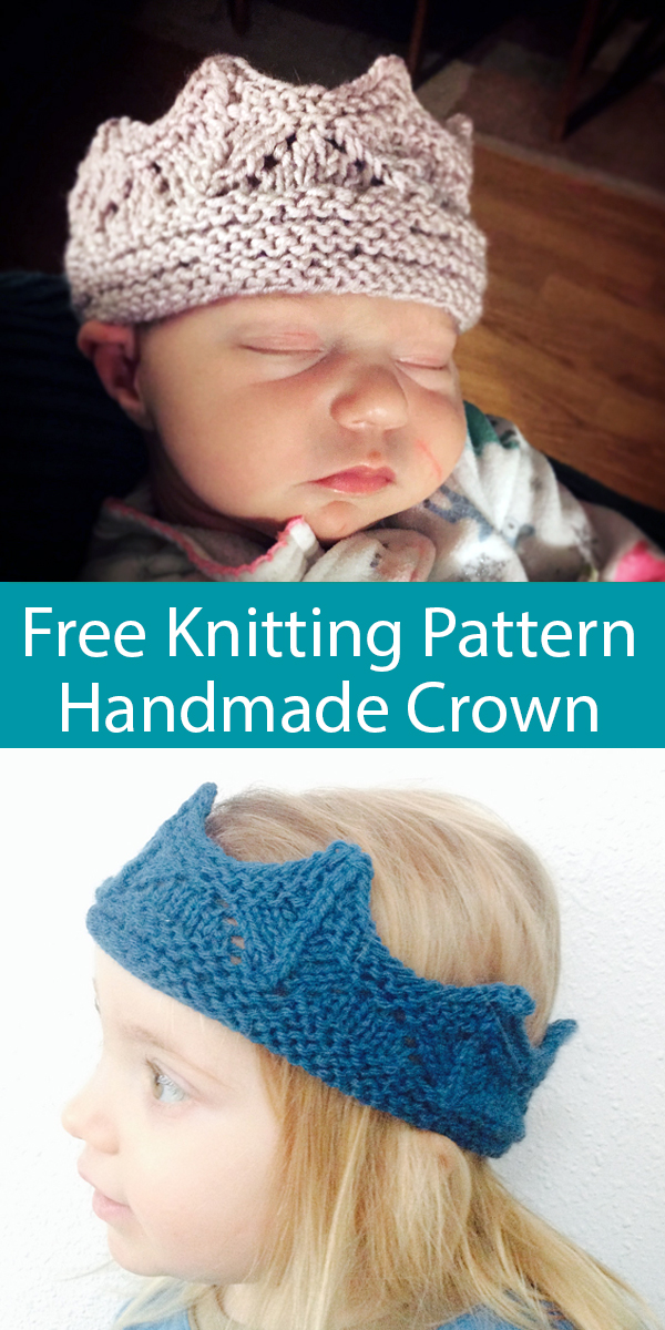 Free Knitting Pattern for Easy Miss Savannah Bow
