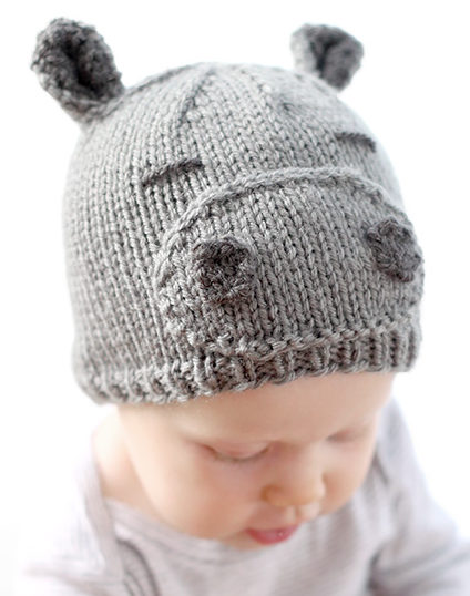 Animal Hat Knitting Patterns - In the Loop Knitting 3869a9e546d