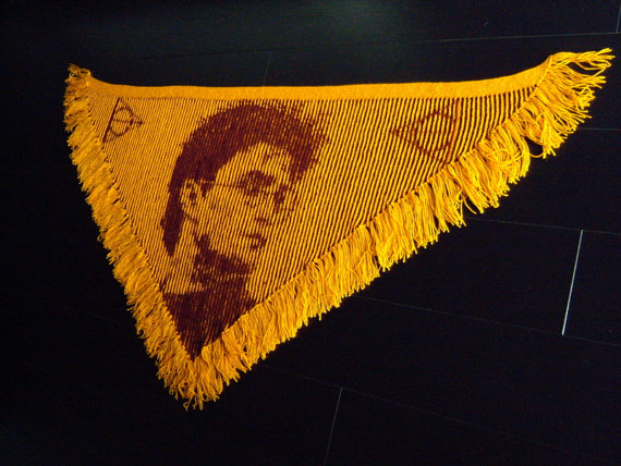 Harry Potter Illusion Scarf Knitting Pattern | Harry Potter inspired Knitting Patterns, many free knitting patterns