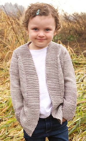 d060fc0b5 Cardigans for Children Knitting Patterns - In the Loop Knitting