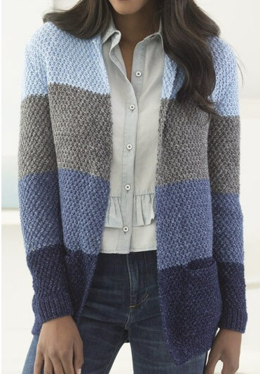 e97937860 Easy Cardigan Knitting Patterns - In the Loop Knitting