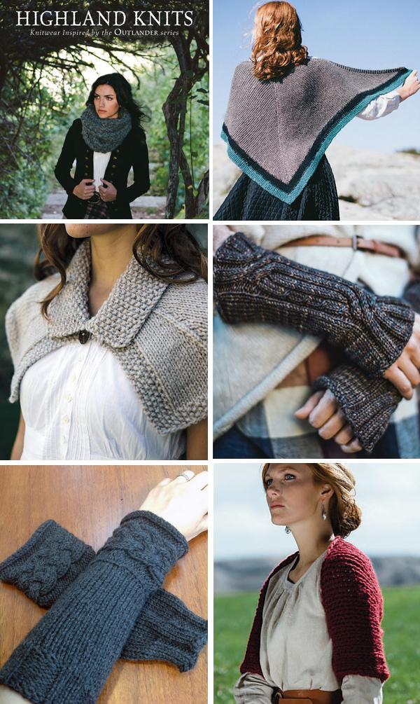Sassenach Knitting Patterns - In the Loop Knitting