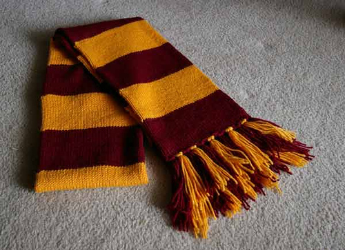 Harry Potter Knitting Patterns In The Loop Knitting Best Hufflepuff Scarf Pattern