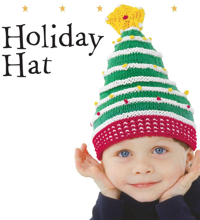f5e8fcf4403 Holiday Wear Knitting Patterns - In the Loop Knitting