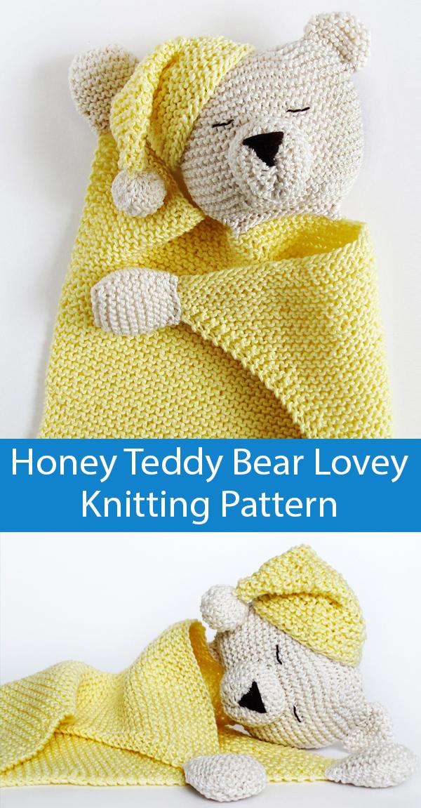 Crochet Bear Lovey Blanket: FREE Pattern - CREATING A SIMPLER LIFE | 1151x600