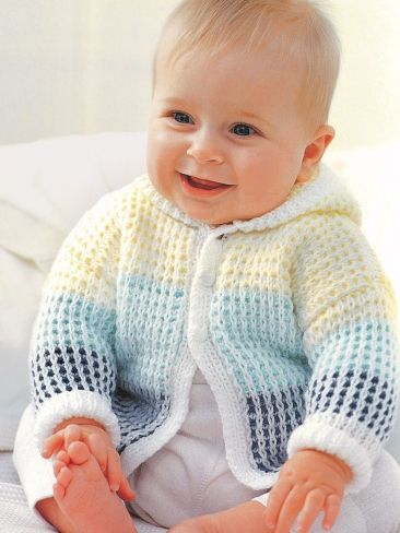 d608cb623 Baby and Toddler Sweater Knitting Patterns - In the Loop Knitting