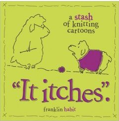It Itches Knitting Cartoons