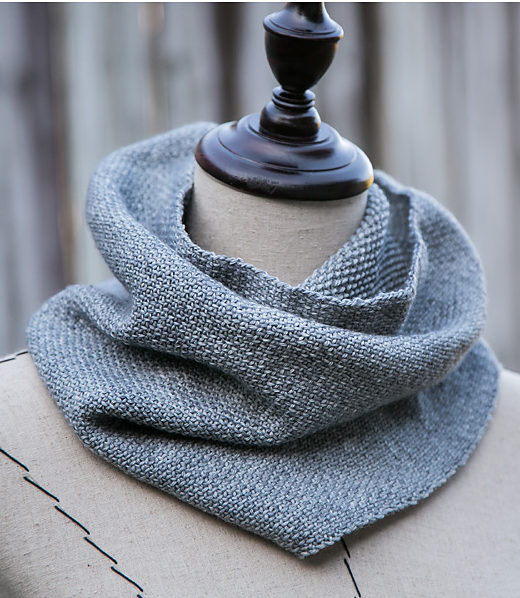 Jessica Jones Cowl Knitting Pattern