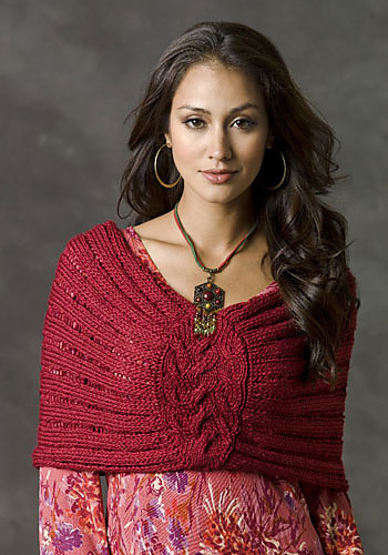 Free knitting pattern for Kansas City Cowl