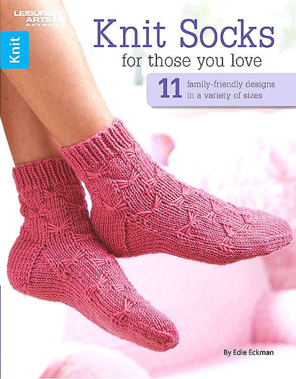 Knit Socks For Those You Love - 11 Original Knit Designs