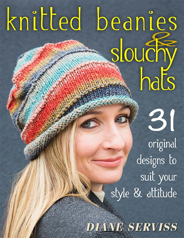 Knitted Beanies   Slouchy Hats  31 Original Designs to Suit Your Style    Attitude 3ec895c9b90