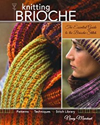 Knitting Brioche cover