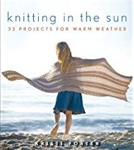 Knitting in the Sun cover