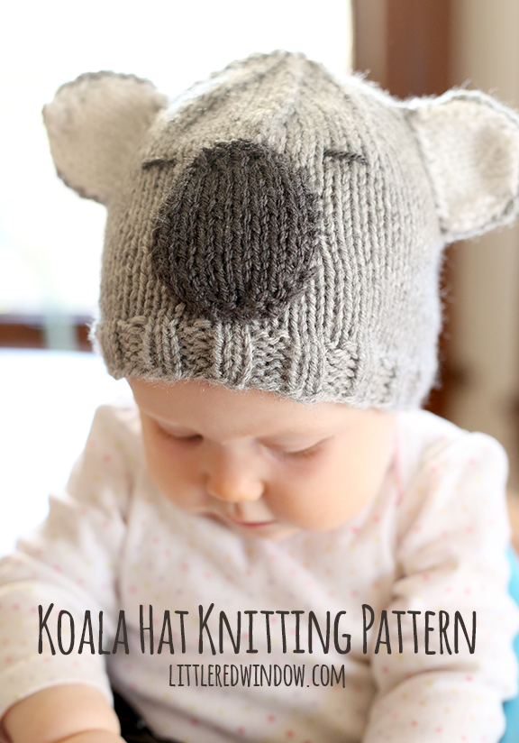 c4c0fe18227 Animal Hat Knitting Patterns - In the Loop Knitting