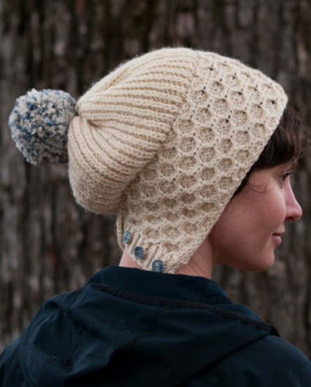 Free Knitting Pattern Kulshan Hat