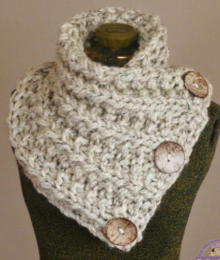 Knitting Pattern for Lancaster Scarf