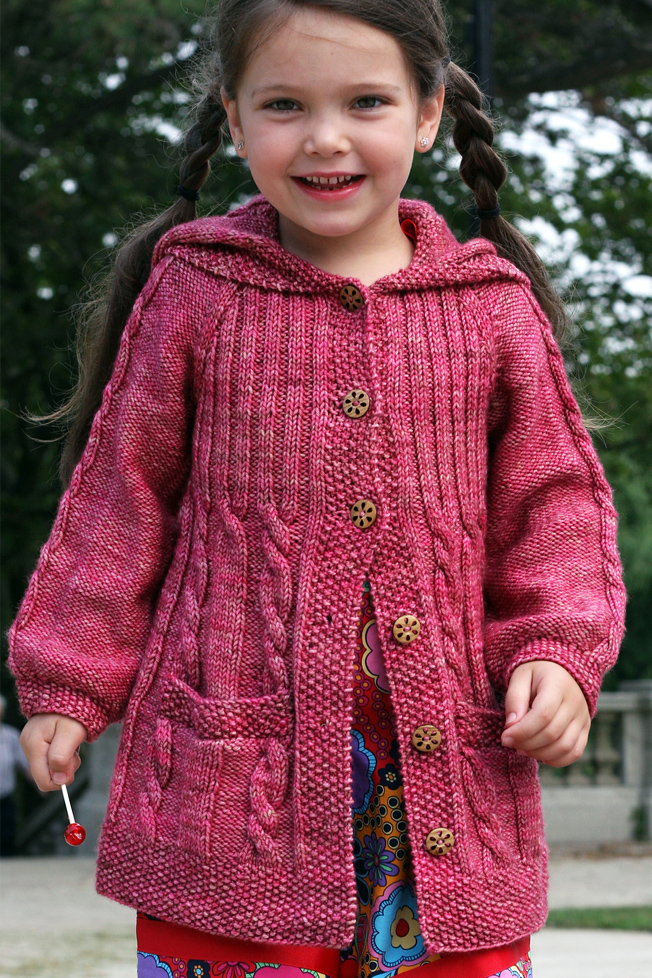 d703af136 Cardigans for Children Knitting Patterns - In the Loop Knitting