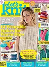 Lets Knit cover