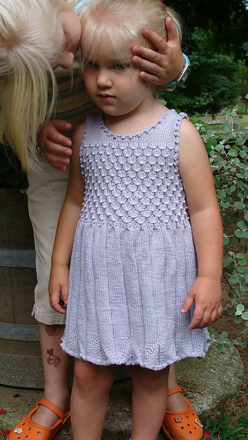 b3bfa2a0f Dresses and Skirts for Babies and Children Knitting Patterns - In ...