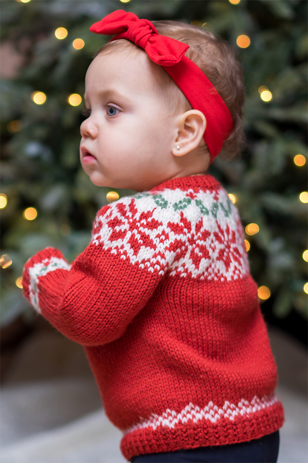 Holiday Wear Knitting Patterns In The Loop Knitting